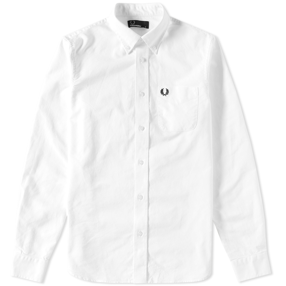 Photo: Fred Perry Classic Oxford Shirt
