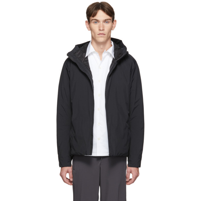 Photo: Veilance Black Down Anneal Jacket