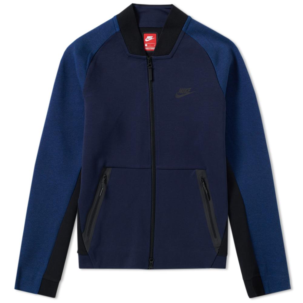 Nike Tech Fleece Varsity Jacket Nike Jordan Brand