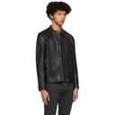 Belstaff Black Leather V Racer 2.0 Jacket