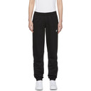 adidas Originals Black Large Logo Lounge Pants