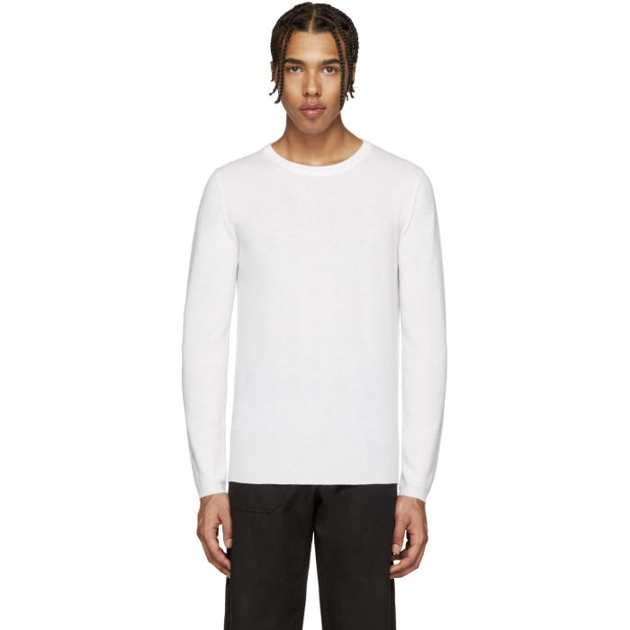 Photo: Lemaire Ivory Cashmere Sweater