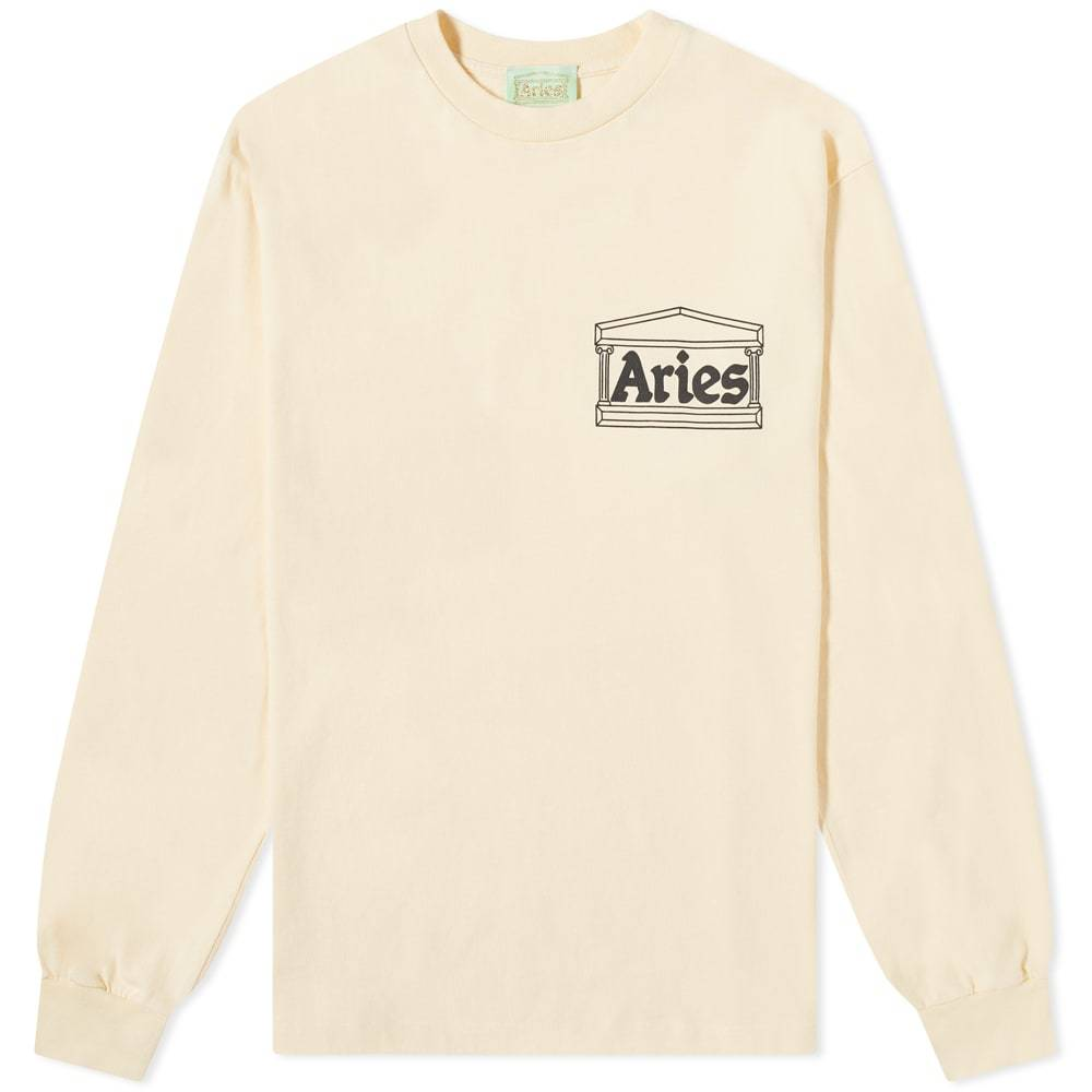 Aries Long Sleeve Temple Tee
