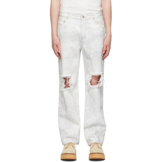 Photo: Stolen Girlfriends Club Grey Diesel and Dust Jeans