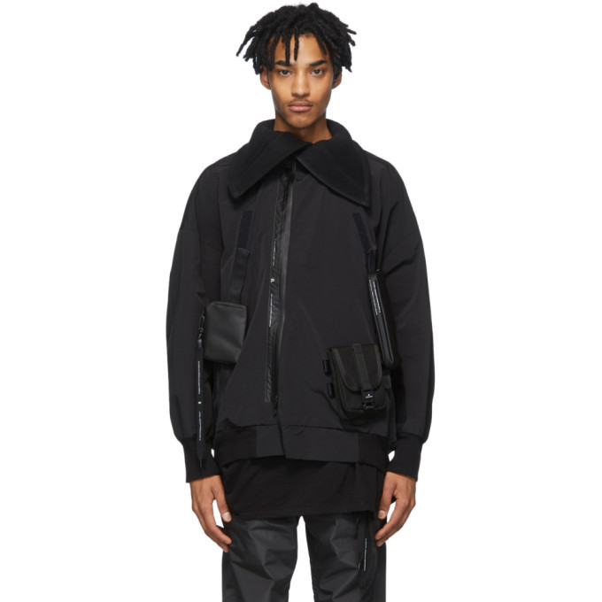 Photo: Julius Black Multi-Pocket Jacket
