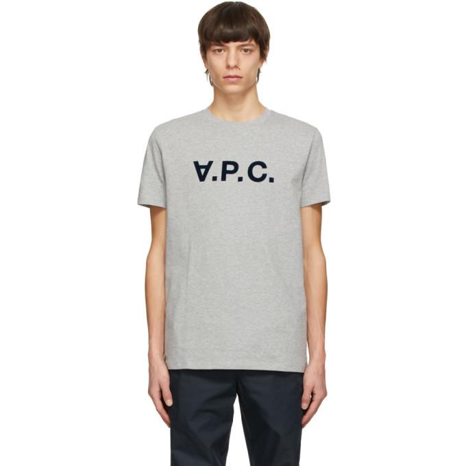Photo: A.P.C. Grey VPC T-Shirt