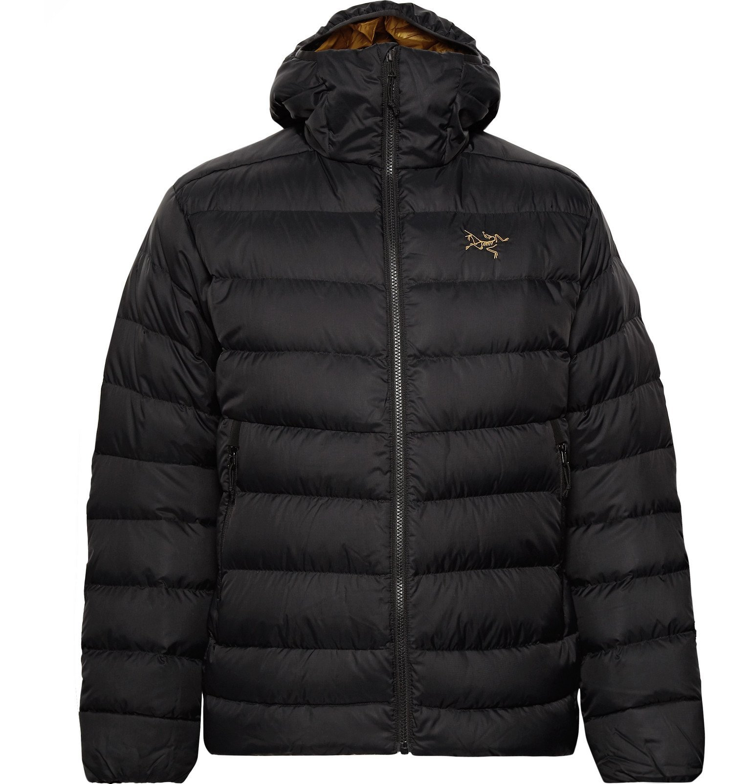 Photo: Arc'teryx - Thorium AR Quilted Nylon Down Jacket - Black