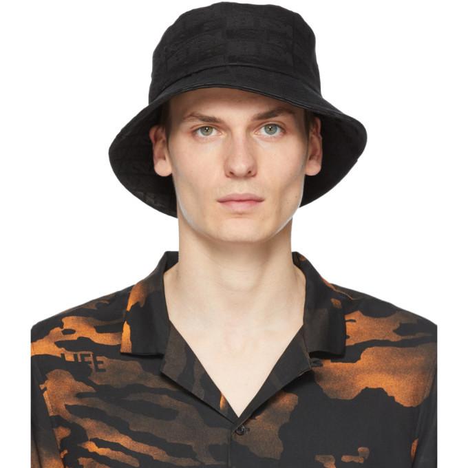 Photo: Ksubi Black Icognito Bucket Hat