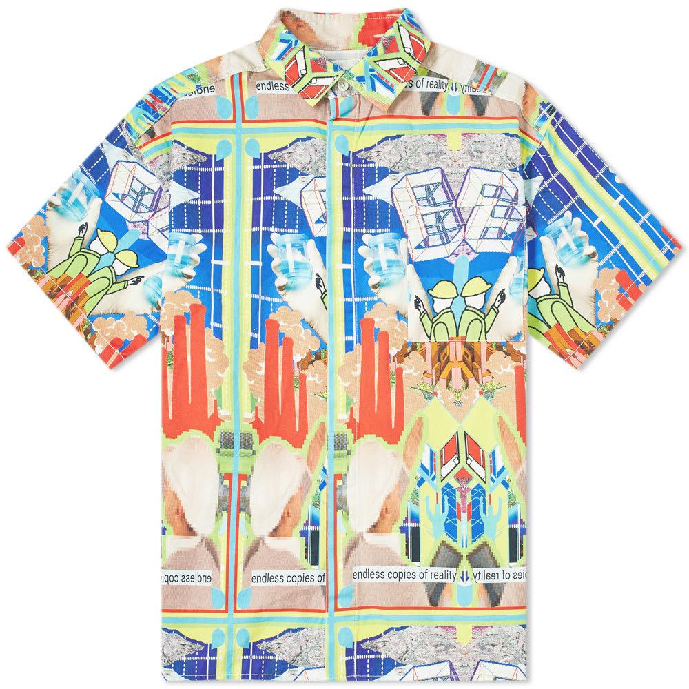 Photo: Cav Empt Short Sleeve Digital Print Shirt