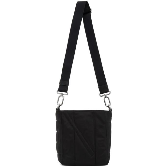 Photo: Kenzo Black Small Kube Bag