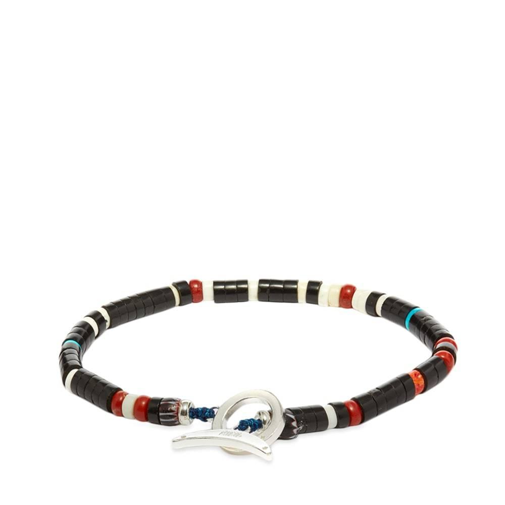 Photo: Mikia Tube Stone Bracelet