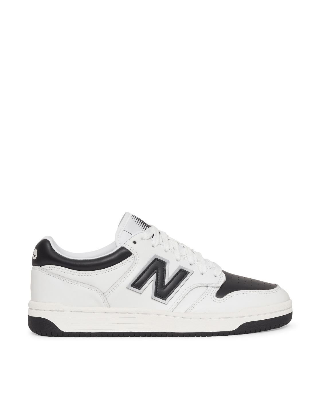 Photo: Junya Watanabe Man New Balance Bb480lma Sneakers White/Black