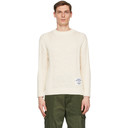 Stella McCartney Off-White Shared OBS 23 Aran Sweater