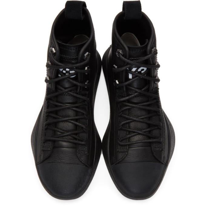 Y-3 Black Bashyo II Sneakers