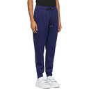 3.1 Phillip Lim Blue Tapered Track Pants