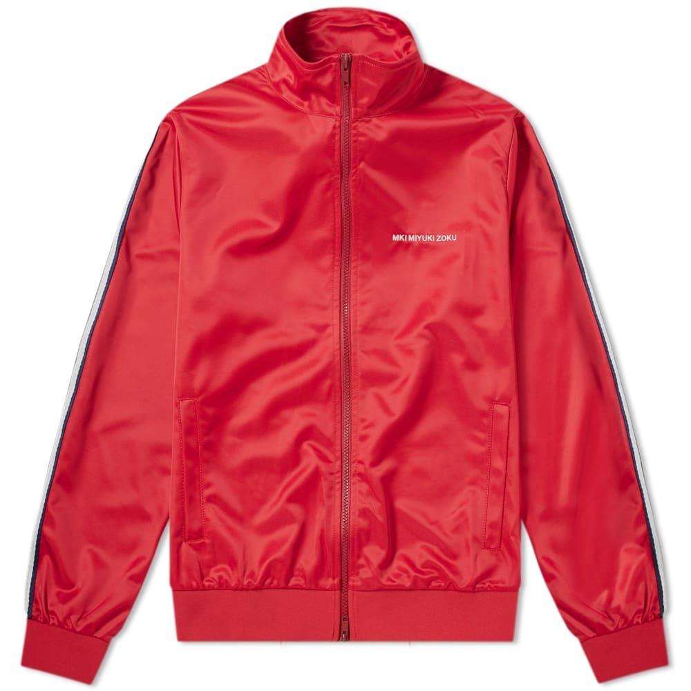 Photo: MKI Taped Track Jacket