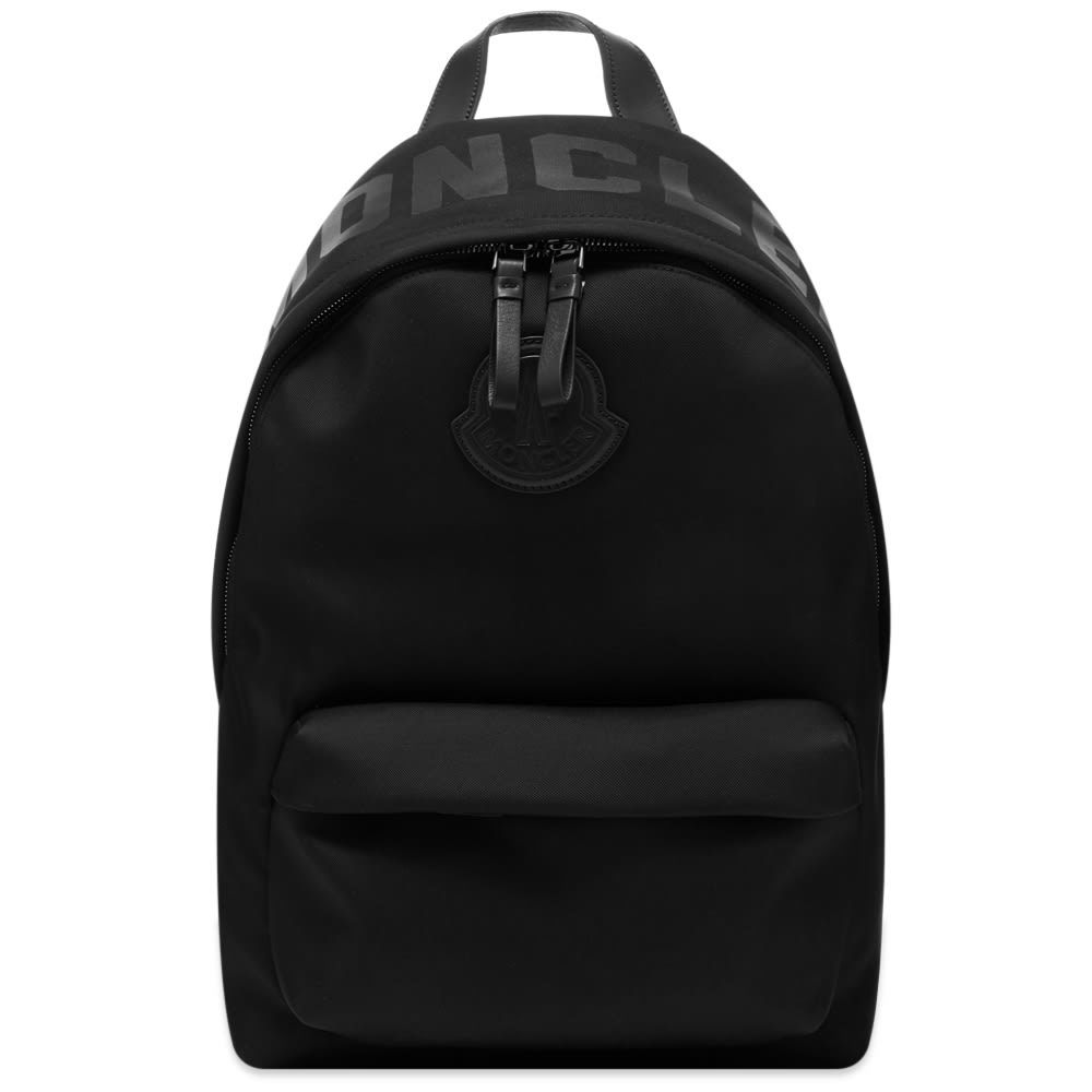Photo: Moncler Pierrick Patch Logo Backpack