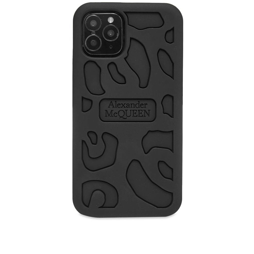 Photo: Alexander McQueen Rubber iPhone 11 Max Case