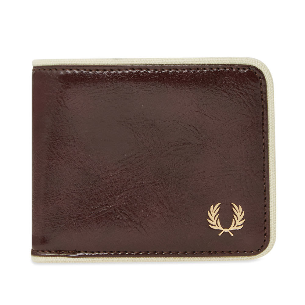 Photo: Fred Perry Classic Billfold Wallet