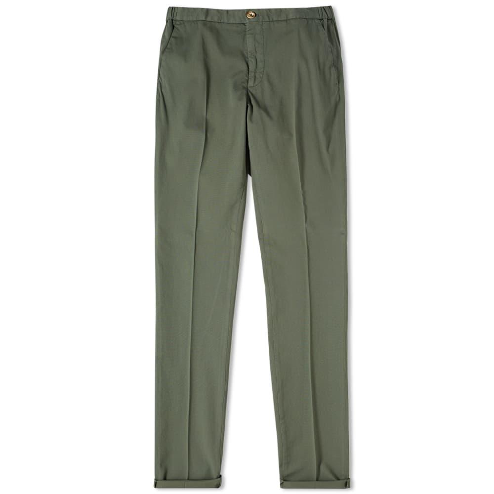 Photo: Incotex Slim Fit Drawcord Trouser