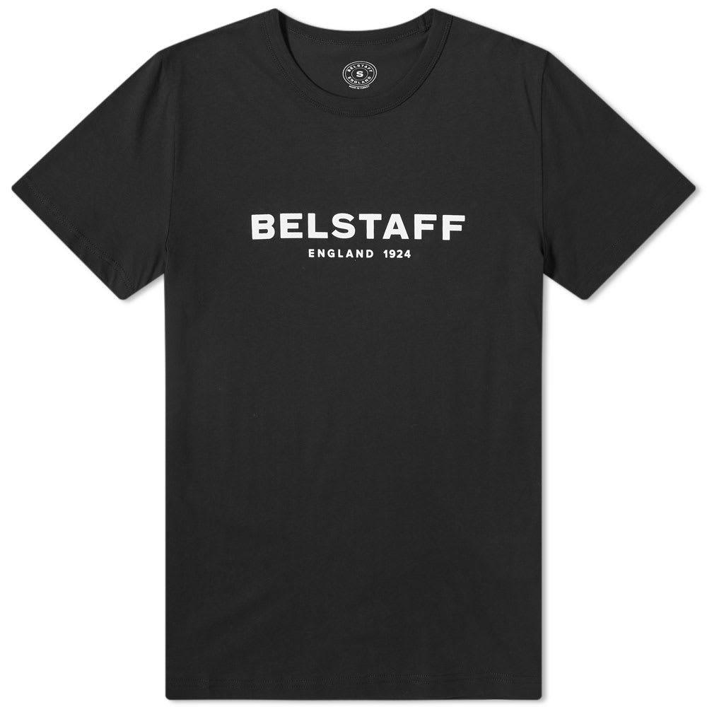 Belstaff Printed Logo Tee