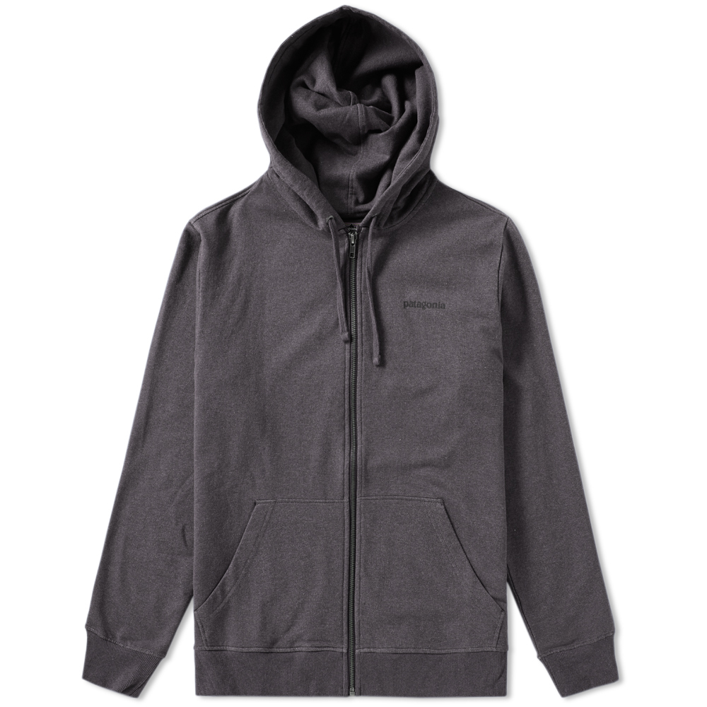 Photo: Patagonia P6 Logo Zip Hoody