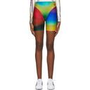 adidas Originals Multicolor Paolina Russo Edition Biker Shorts