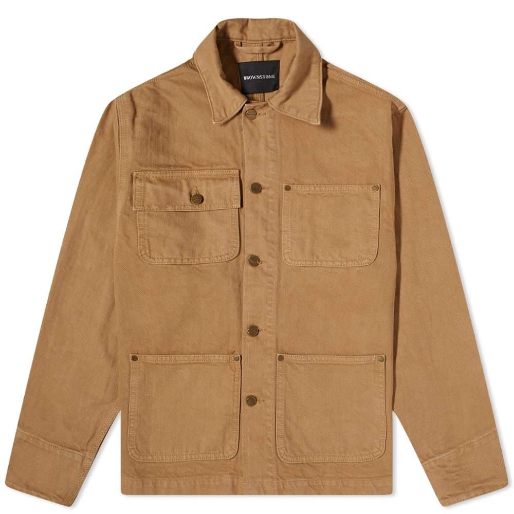 Photo: Brownstone Selvedge Chore Coat