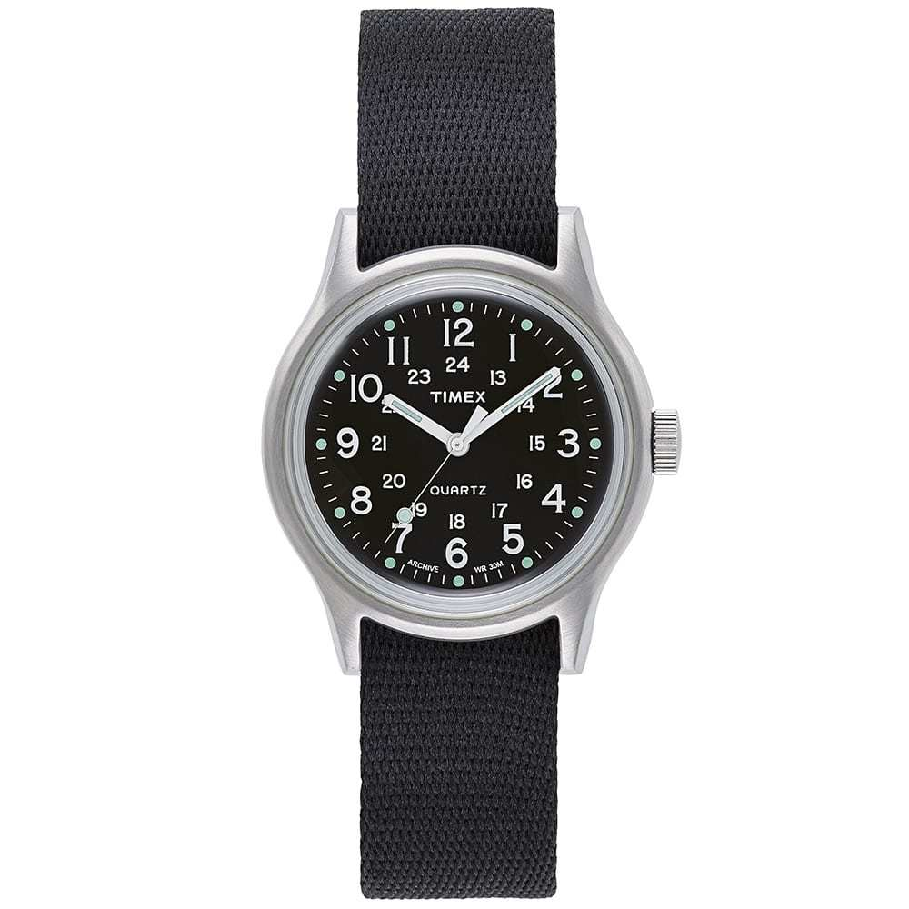 Photo: Timex Archive Camper MK1 Stainless Steel Watch
