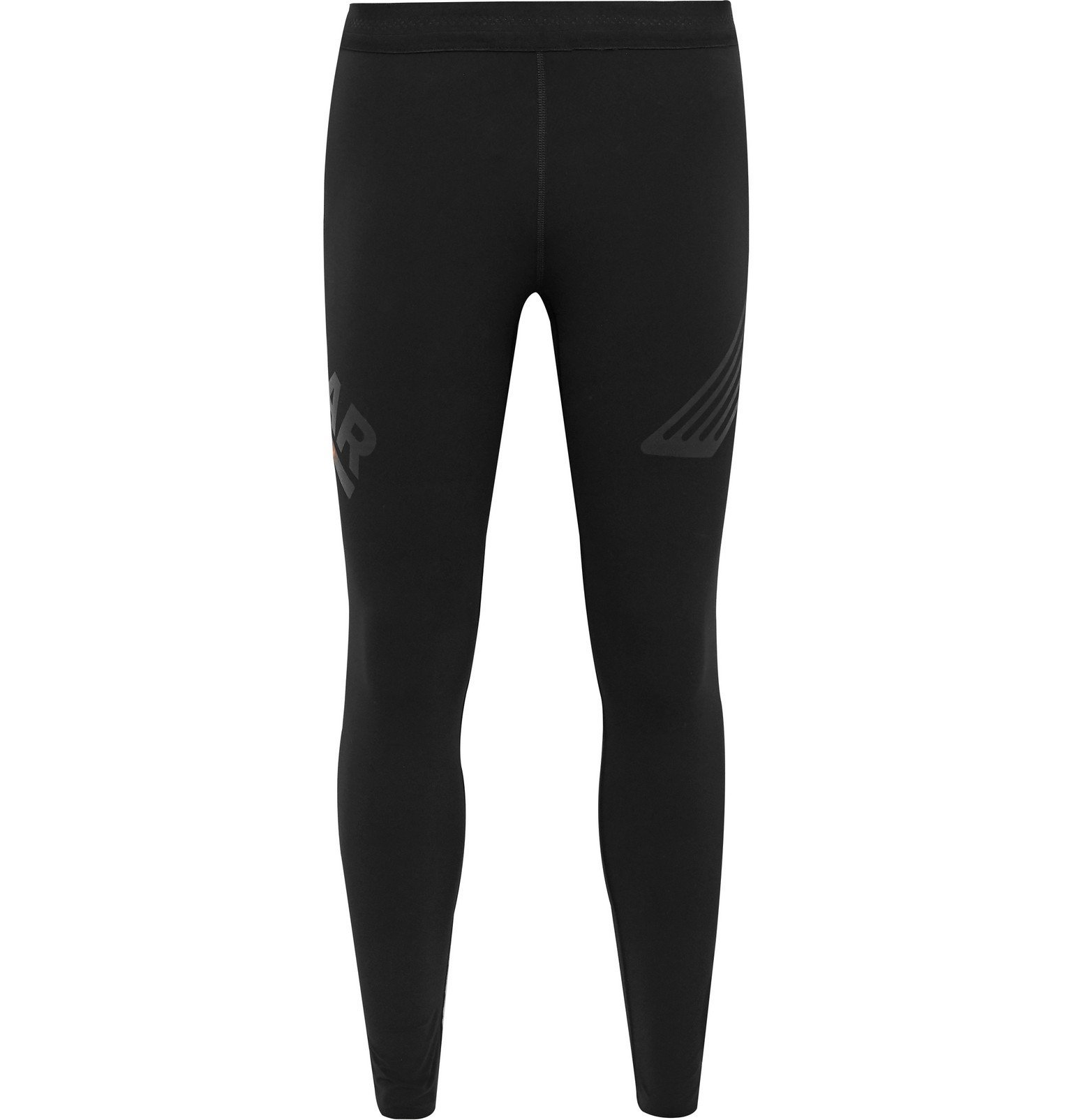 Photo: Soar Running - Elite Session Stretch-Jersey Tights - Black