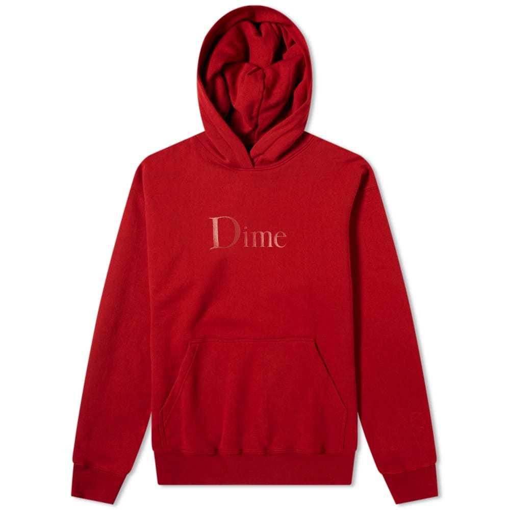 Photo: Dime Classic Logo Hoody