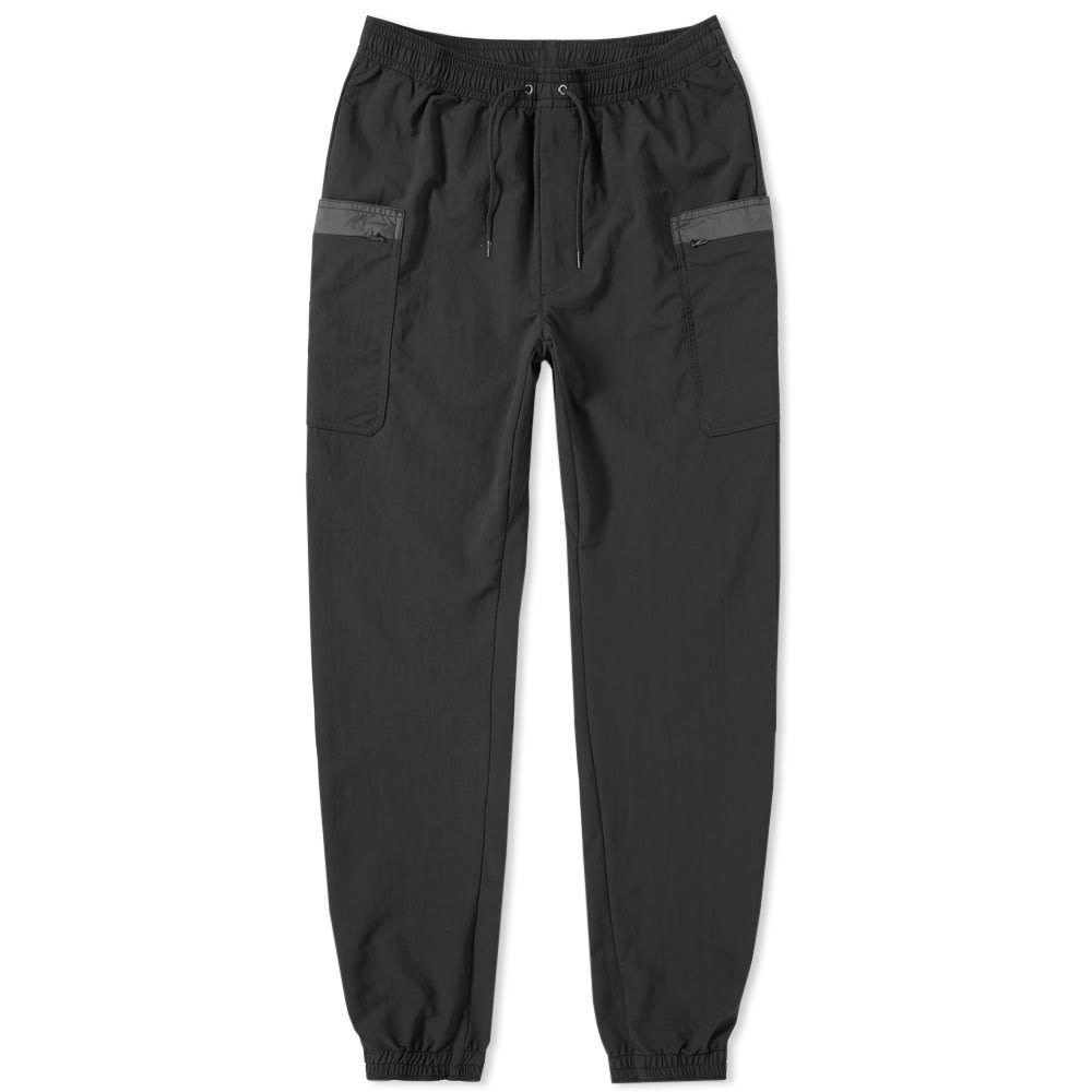 Photo: Nanamica ALPHADRY Easy Pants Black