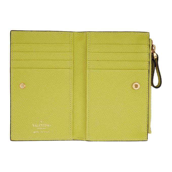 Valentino Green Valentino Garavani VSling Cardholder Wallet