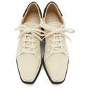 Stella McCartney Beige Linen Sneak-Elyse Sneakers