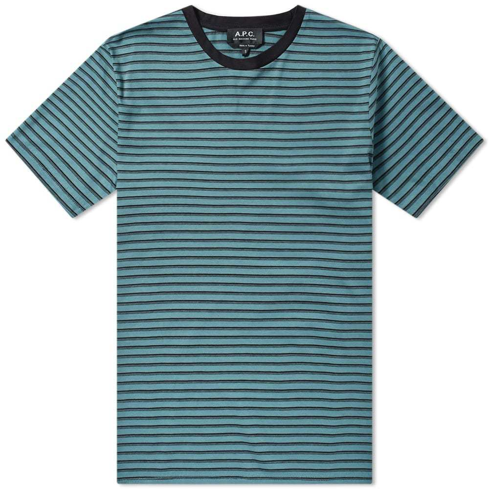 Photo: A.P.C. Stripe Tee