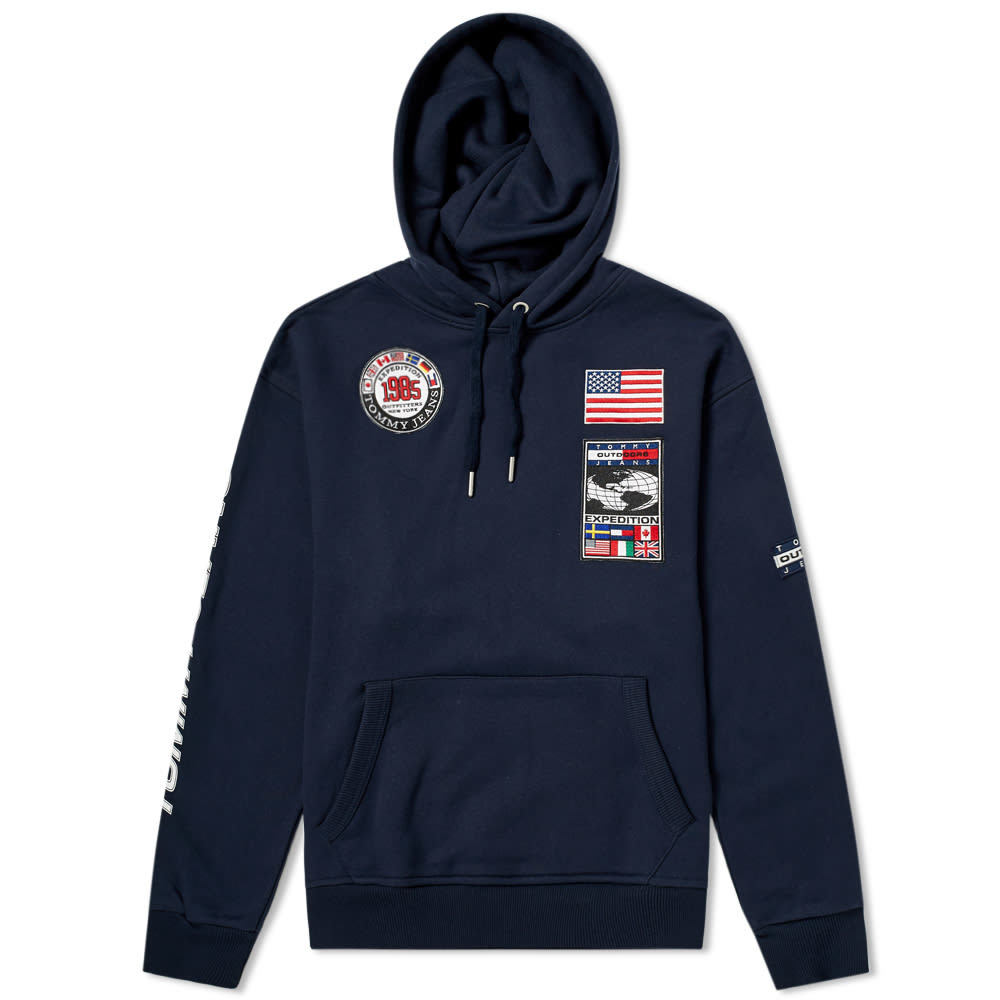 Photo: Tommy Jeans 6.0 Expedition Hoody M12