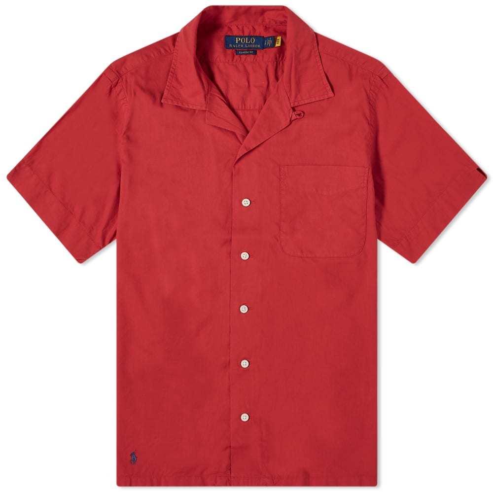 Photo: Polo Ralph Lauren Cotton Vacation Shirt