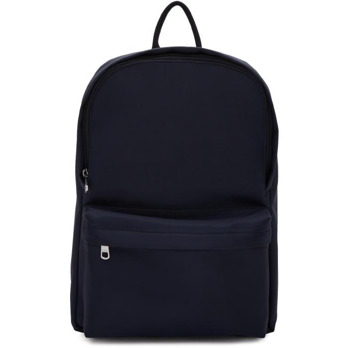 Photo: A.P.C. Blue Classic Benjamin Backpack