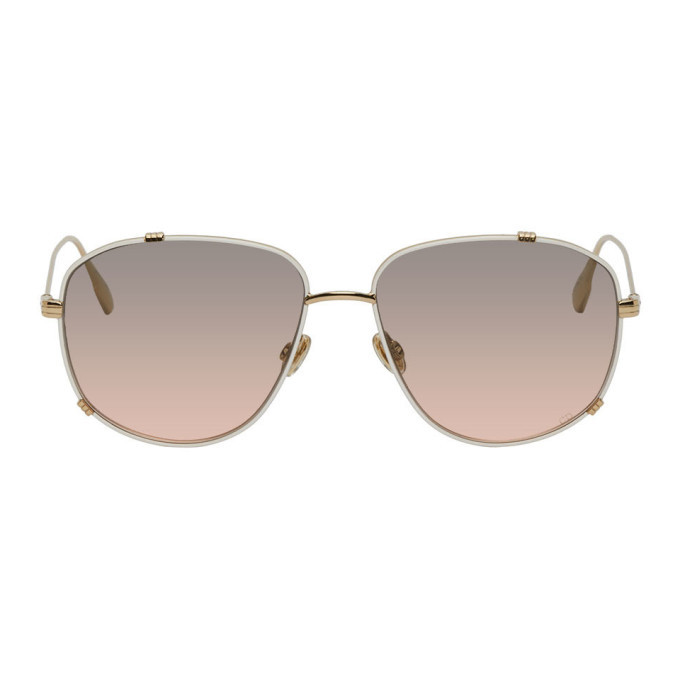 Photo: Dior Silver Monsieur 3 Sunglasses