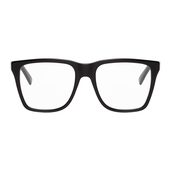 Photo: Gucci Black Square Glasses