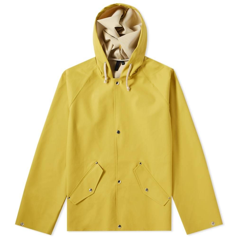 Photo: Elka Thorsminde Jacket Yellow