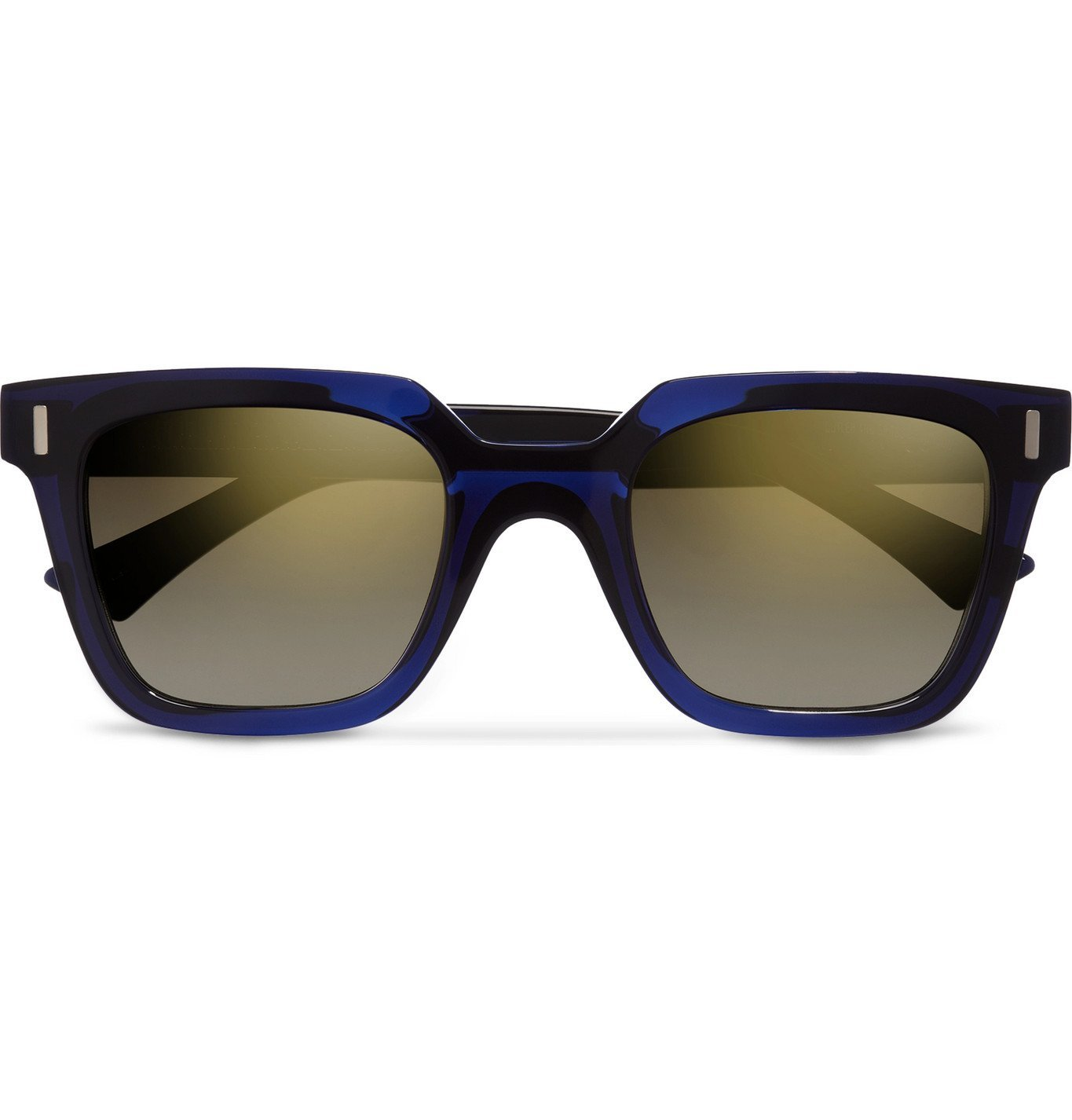 Photo: Cutler and Gross - Square-Frame Acetate Sunglasses - Black