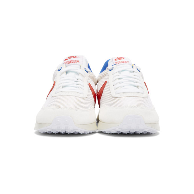 Nike White Stranger Things Edition Air Tailwind QS Sneakers