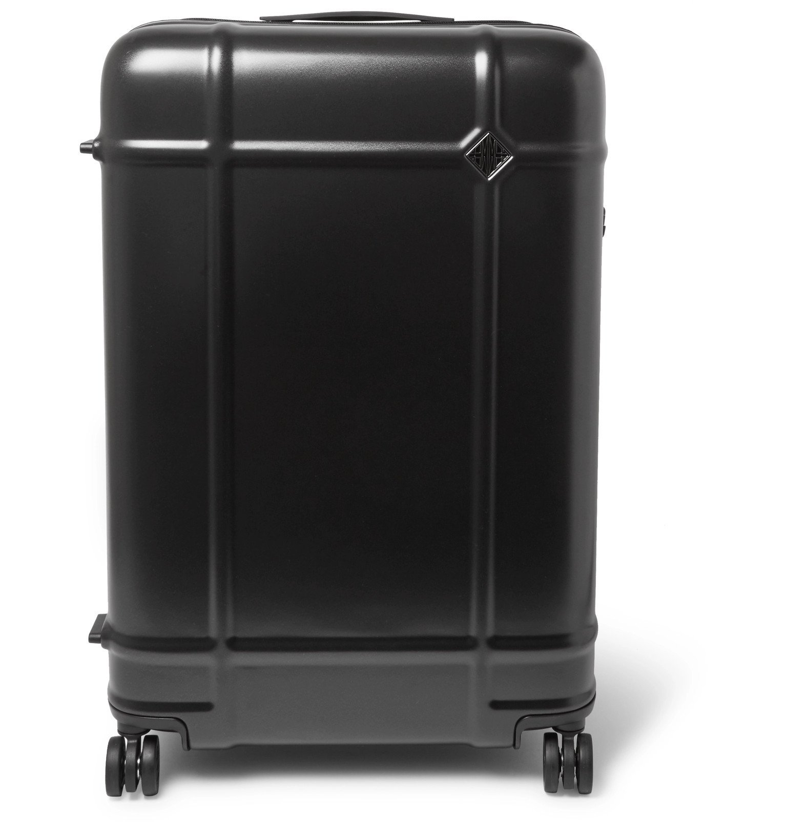 Photo: Fabbrica Pelletterie Milano - Globe Spinner 76cm Polycarbonate Suitcase - Black
