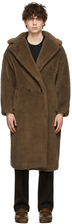 Photo: Max Mara Taupe Teddy Bear Icon Coat