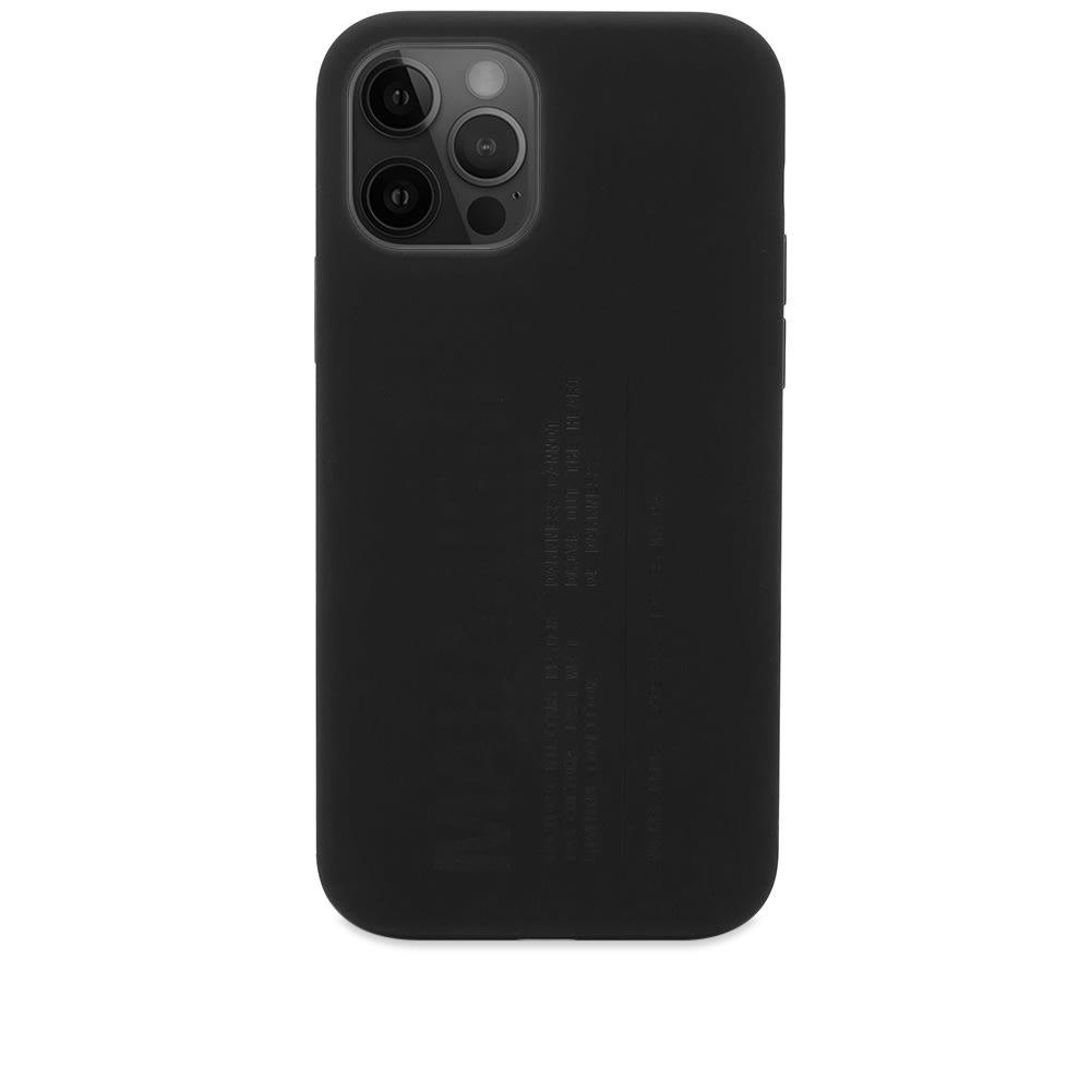 Photo: Maharishi Laser Etched Silicone Iphone 12 Pro Case