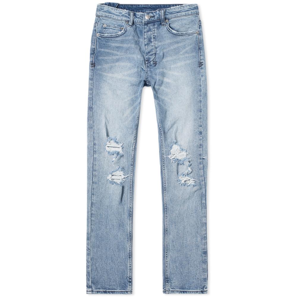 Ksubi Chitch Skinny Tapered Jean Blue