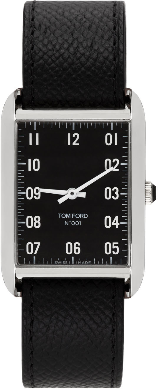 Photo: TOM FORD Black Large No.001 Watch