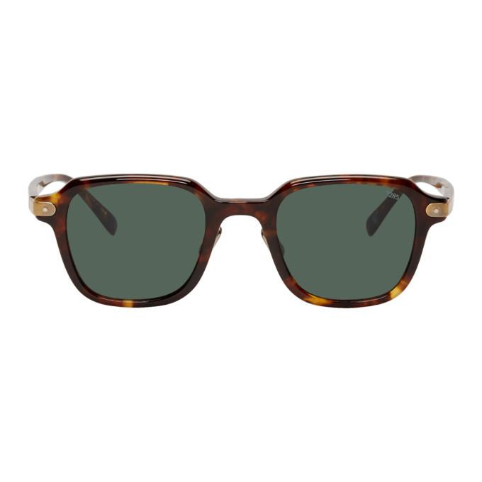 Photo: Eyevan 7285 Brown 728 Sunglasses