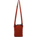 C.P. Company Orange Nylon B Garment-Dyed Crossbody Bag